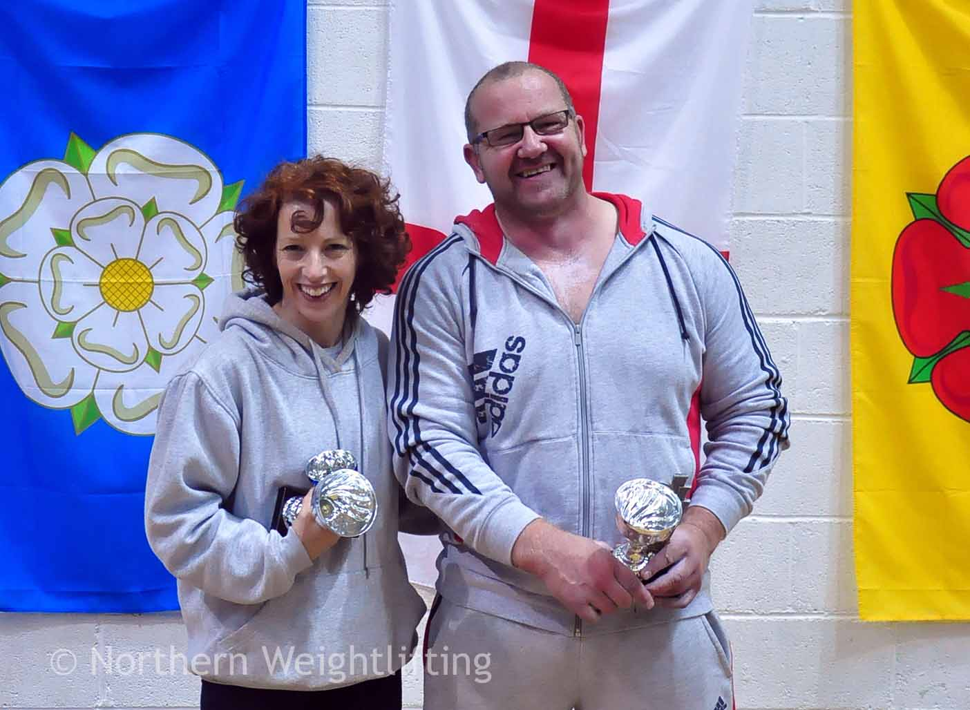 NWL Masters 2011 Bev Pattison and Mark Wager