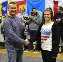 Bryn Jones NWL Masters Best Lifter
