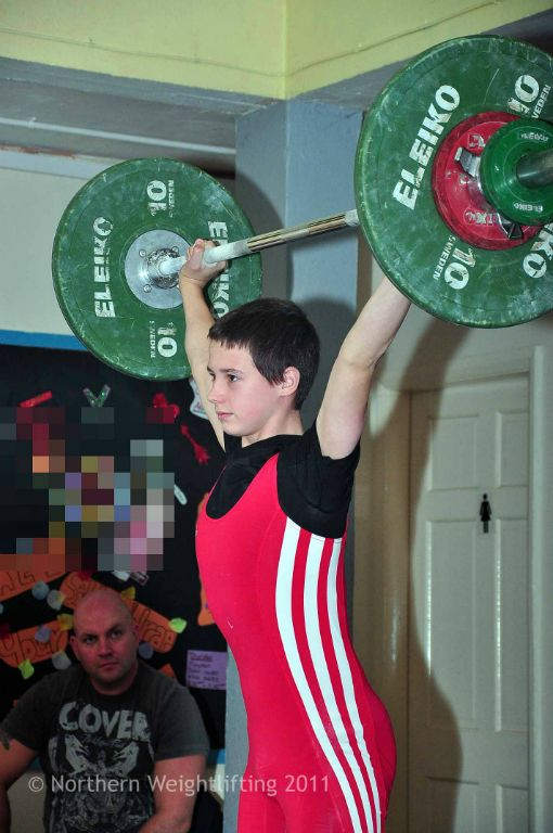 NWL Schools Development Weightlifting
